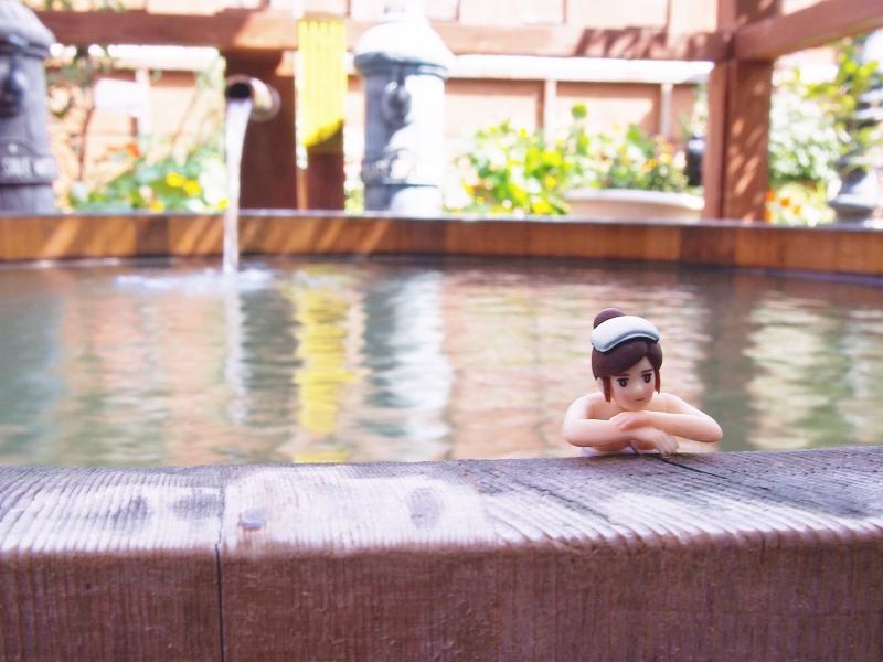 戸倉上山田温泉貸切露天風呂中央ホテル