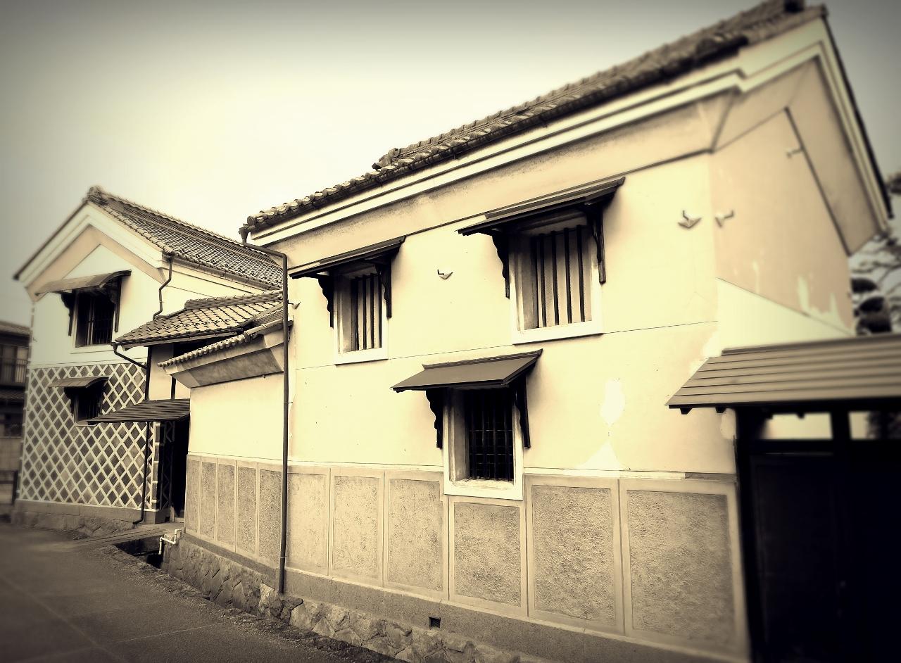 千曲市稲荷山蔵の街重要伝統的建造物群保存地区