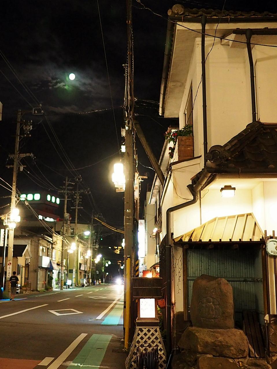 長野県千曲市戸倉上山田温泉中央ホテル月観月祭