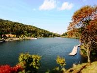 聖高原 聖湖