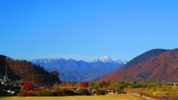 初冠雪 戸隠連峰と高妻山